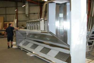 Stainless Steel Fabrication image
